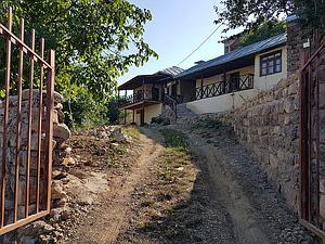 اجاره کلبه جنگلی در علی اباد کتول