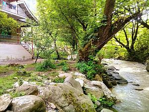 ویلا 4تخته بر رودخانه اسالم