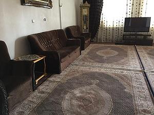 اجاره روزانه خانه مبله در بستان آباد