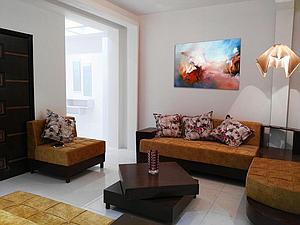 آپارتمان سه خوابه لوکس در تبریز