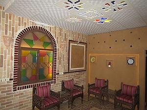 اقامتگاه سنتی مستقل در میبد یزد