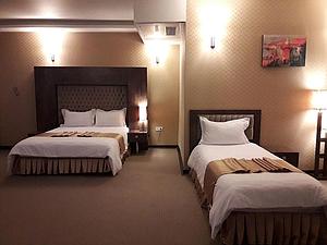 قیمت هتل در بانه