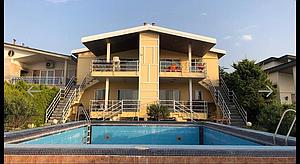بوتیک ویلا مهسا(شهرک ساحلی برند-استخر روباز)