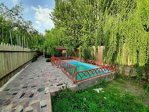 قیمت ویلا در باغ بهادران اصفهان