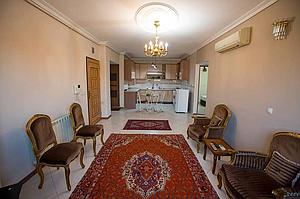 هتل آپارتمان در زنجان