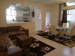 اجاره آپارتمان مبله دو خواب در کیانپارس