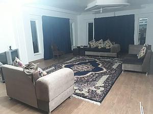 اجاره آپارتمان مبله در روستای زیارت گرگان