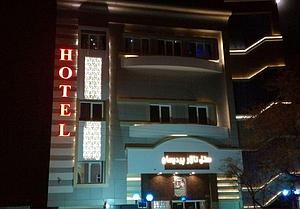 هتل پردیسان تربت جام