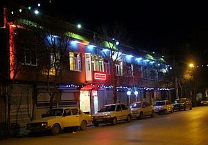 هتل آپارتمان نادری اردبیل