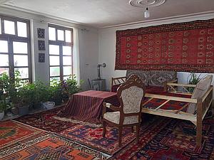رزرو اقامتگاه بوم گردی در نمین