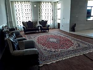 آپارتمان مبله در روستای چم خلیفه سامان