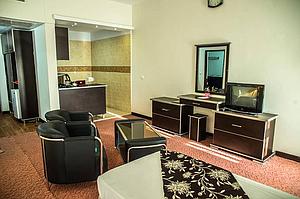 اجاره اتاق هتلی در مراغه