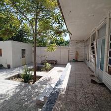 خانه در نزدیکی باغ فین طبقه همکف