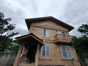 ویلای دوبلکس استخردار در رامسر