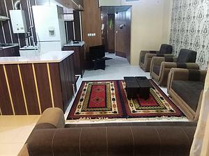 اجاره روزانه آپارتمان مبله شیک در مشهد