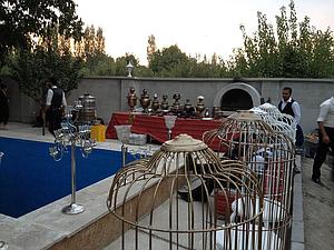 اجاره خانه ویلایی در ارومیه برای مراسمات و اقامت