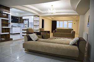 اجاره آپارتمان مبله لوکس در تبریز - دو خواب