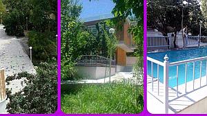 اجاره ویلا در اصفهان -ویلا لوکس باغ بهادران