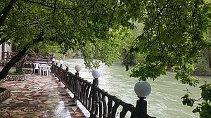 اجاره ویلا در اصفهان -باغ بهادران