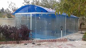 اجاره ویلا در کردان با استخر آب گرم