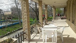 اجاره ویلا باغ در تهران -شهریار