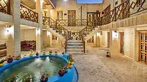 اقامتگاه سنتی در زنجان