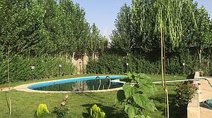 اجاره باغ ویلا در شیراز