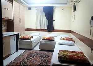 سوئیت 4 تخت نوساز مشهد
