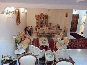 اجاره آپارتمان مبله حیاط دار در شمال شرق تهران