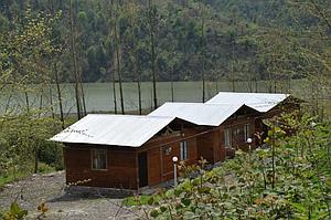 اجاره کلبه جنگلی در سوادکوه