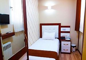 رزرو هتل در قزوین یک تخته