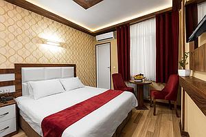 رزرو هتل در قزوین دو تخته دبل