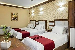 رزرو انلاین هتل در قزوین