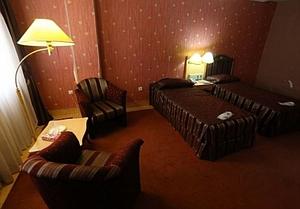 رزرو اینترنتی هتل قزوین
