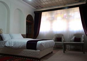 رزرو هتل خانه بهروزی قزوین