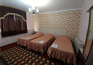 رزرو هتل در قزوین مرکز شهر