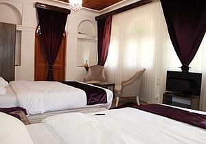 رزرو آنلاین هتل های قزوین