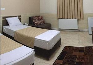 قیمت رزرو هتل در قزوین