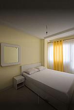 رزرو هتل آپارتمان سینا قزوین