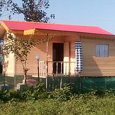 اجاره کلبه چوبی ماسال