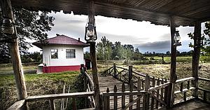 اجاره ویلای سنتی اطراف رشت
