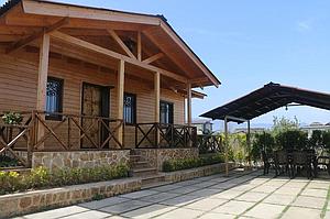 ویلای چوبی استخردار در رامسر