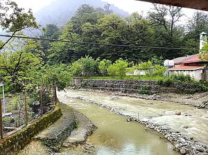 اجاره ویلا در اسالم بر رودخانه