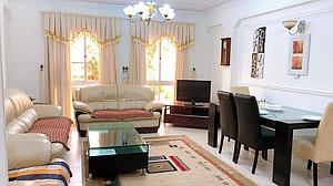 آپارتمان اجاره ای روزانه در شهرک صدف کیش