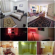 آپارتمان مبله دوخوابه شیراز