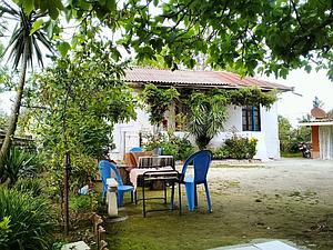 اجاره خانه سنتی همراه با کلبه درختی در لیسار تالش
