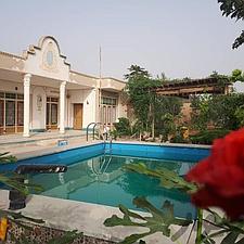 اجاره روزانه باغ ویلا در اصفهان